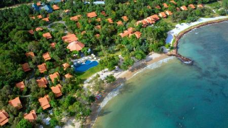 Combo 3N2D Mùa Hè Sôi Động: Green Bay Phú Quốc Resort + Vé vui chơi Vinpearl Land & Safari Phú Quốc