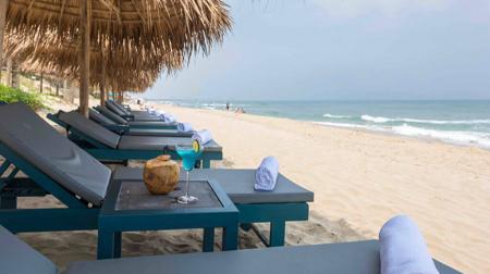 Combo 3N2Đ: Sol An Bàng Beach Resort & Spa+ Vé máy bay khứ hồi