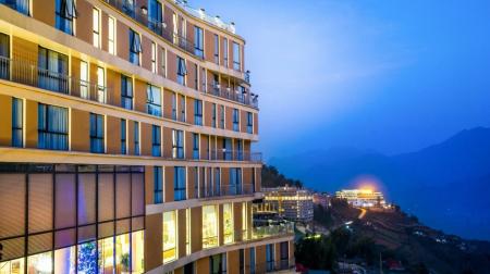 Combo Sapa 3N2Đ: Amazing Sapa Hotel 4* + Xe giường nằm khứ hồi