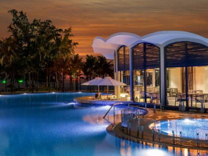 Combo 4N3Đ: Best Western Premier Sonasea Resort + Vé máy bay