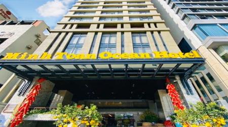Combo Đà Nẵng 3N2Đ: Minh Toàn Ocean Hotel 4* + Vé máy bay khứ hồi