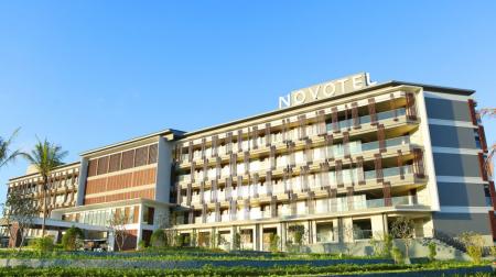 Combo Phú Quốc 3N2Đ: Novotel Phú Quốc 5* + Vé máy bay (Tặng voucher ăn uống)