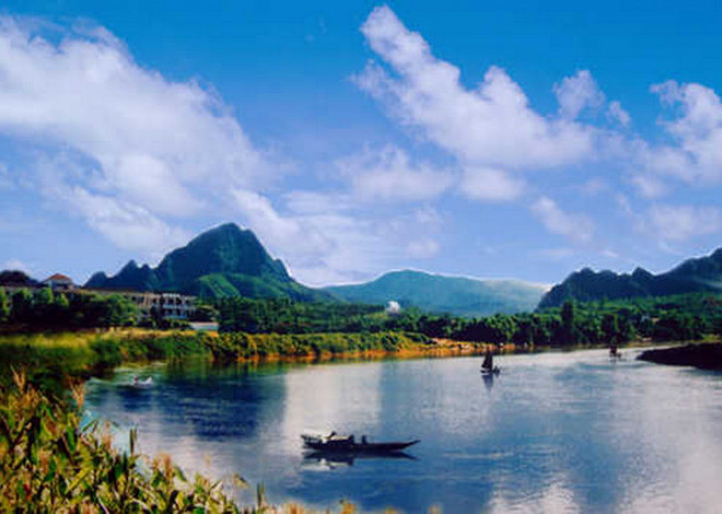 Hồng Lĩnh Mountain