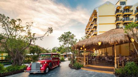 Combo Hội An 3N2Đ: Silk Village Resort & Spa by Embrace 5* + Vé máy bay khứ hồi