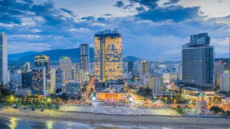 Combo Nha Trang 3N2Đ: Khách sạn Eastin Grand Nha Trang 5* + Vé máy bay khứ hồi