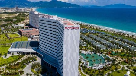 Combo Nha Trang 3N2Đ tại Mövenpick Resort Cam Ranh 5* + Vé máy bay khứ hồi