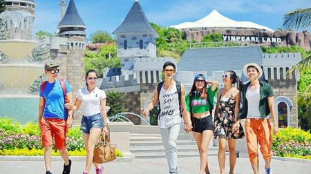 Combo 7N6D Nha Trang: Vinpearl Summer Camp