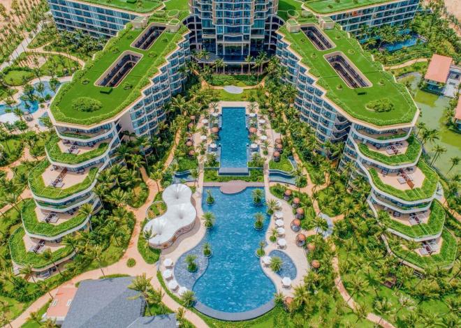 Overview khách sạn