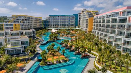 Combo Phú Quốc 3N2Đ: Premier Residences Phú Quốc Emerald Bay 5*+ Vé máy bay