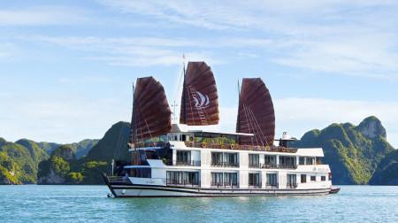 Combo 3N2Đ: Khách sạn Novotel Hạ Long + Du thuyền 5* Pelican tặng thêm 1 bữa tối các ngày trong tuần