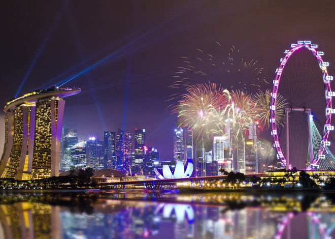 Vẻ đẹp Singapore