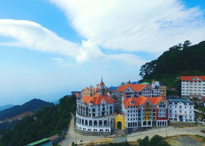 Khách sạn Venus Tam Đảo