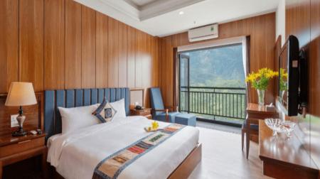 Free & Easy '' Thư Giãn '' 2N1Đ Bamboo Sapa Hotel + Xe khứ hồi Interbus Lines