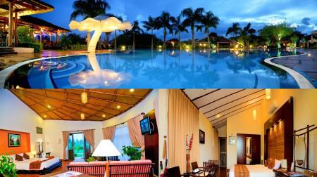 Combo 3N2Đ: VietStar Resort & Spa + Vé máy bay