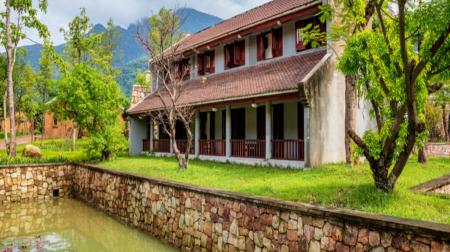 Combo 2N1Đ nghỉ dưỡng tại Làng Nương + thăm quan và checkin sang chảnh trong Legacy Yên Tử