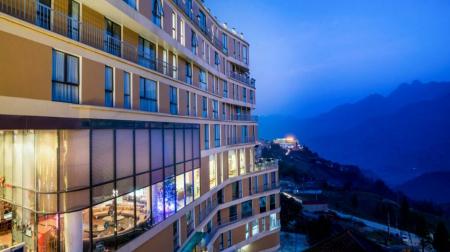 Combo Sapa 2N1Đ: Amazing Sapa Hotel 4* + Xe giường nằm khứ hồi