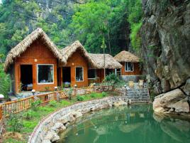 Combo 2N1Đ: Tràng An Mountain House + Xe Limosine khứ hồi