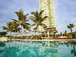 Combo 3N2Đ Khách sạn Fusion Suites Đà Nẵng Beach + Vé máy bay khứ hồi