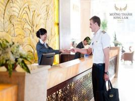 Combo 3N2Đ Khách sạn Mường Thanh Sông Lam + Xe giường nằm khứ hồi