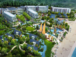 Combo 3N2Đ: Vinpearl Resort & Golf Nam Hội An+ Vé máy bay khứ hồi Vietnam Airlines