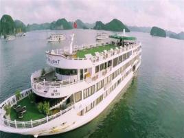 Combo 3N2Đ Vinpearl Resort & Spa Hạ Long + Du thuyền Starlight + Vé máy bay khứ hồi HCM - Vân Đồn