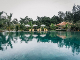 Combo nghỉ dưỡng 4N3Đ: Hồ Tràm Resort Vũng Tàu 4* + Poulo Condor Boutique Resort Côn Đảo 4* + Vé máy bay + Xe Limousine