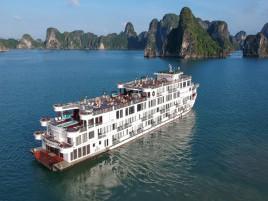 Free& Easy SIÊU HOT 3N2Đ: Vinpearl Resort Hạ Long + Du thuyền Paradise President 5*