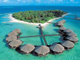 Free& Easy Quốc Đảo Maldives Resort Kandima 4 sao
