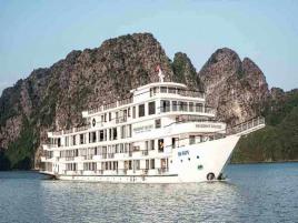 Free & Easy 3N2Đ: Du thuyền President+ Khách sạn Paradise Suites