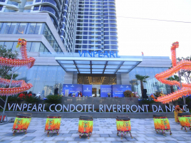 Free & Easy 4N3Đ: Vinpearl Condotel Riverfront Đà Nẵng+ Khách sạn Sala Danang Beach+ Vé máy bay Vietnam Airlines