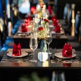 Du thuyền Rosy - Nhà hàng