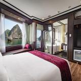 Du thuyền Peony - Phòng ngủ