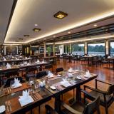 Du thuyền Peony - Nhà hàng