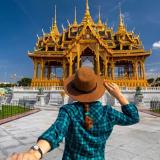 Combo Thái Lan 3N2Đ: Khách sạn 3 sao (BangKok) + Vé máy bay