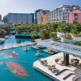 Club House Drone Premier Residences Phú Quốc Emerald Bay