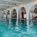 Bể bơi khách sạn Venus Tam Đảo
