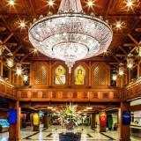 Bangkok Palace Hotel Lobby