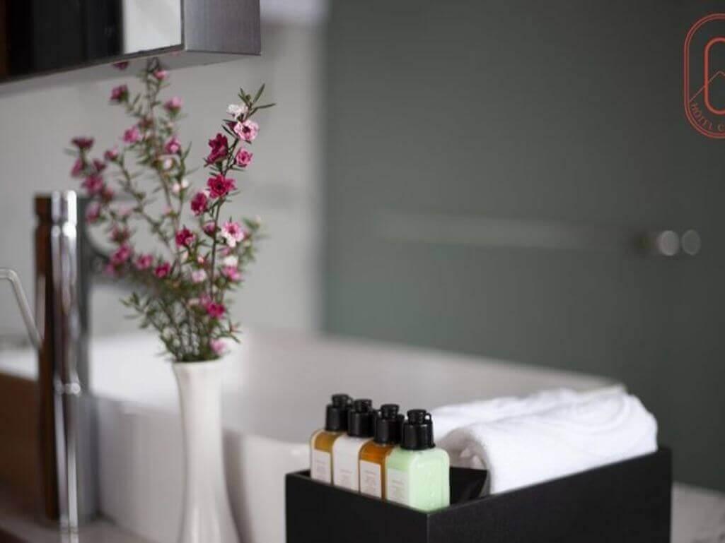 Phòng tắm hạng Superior