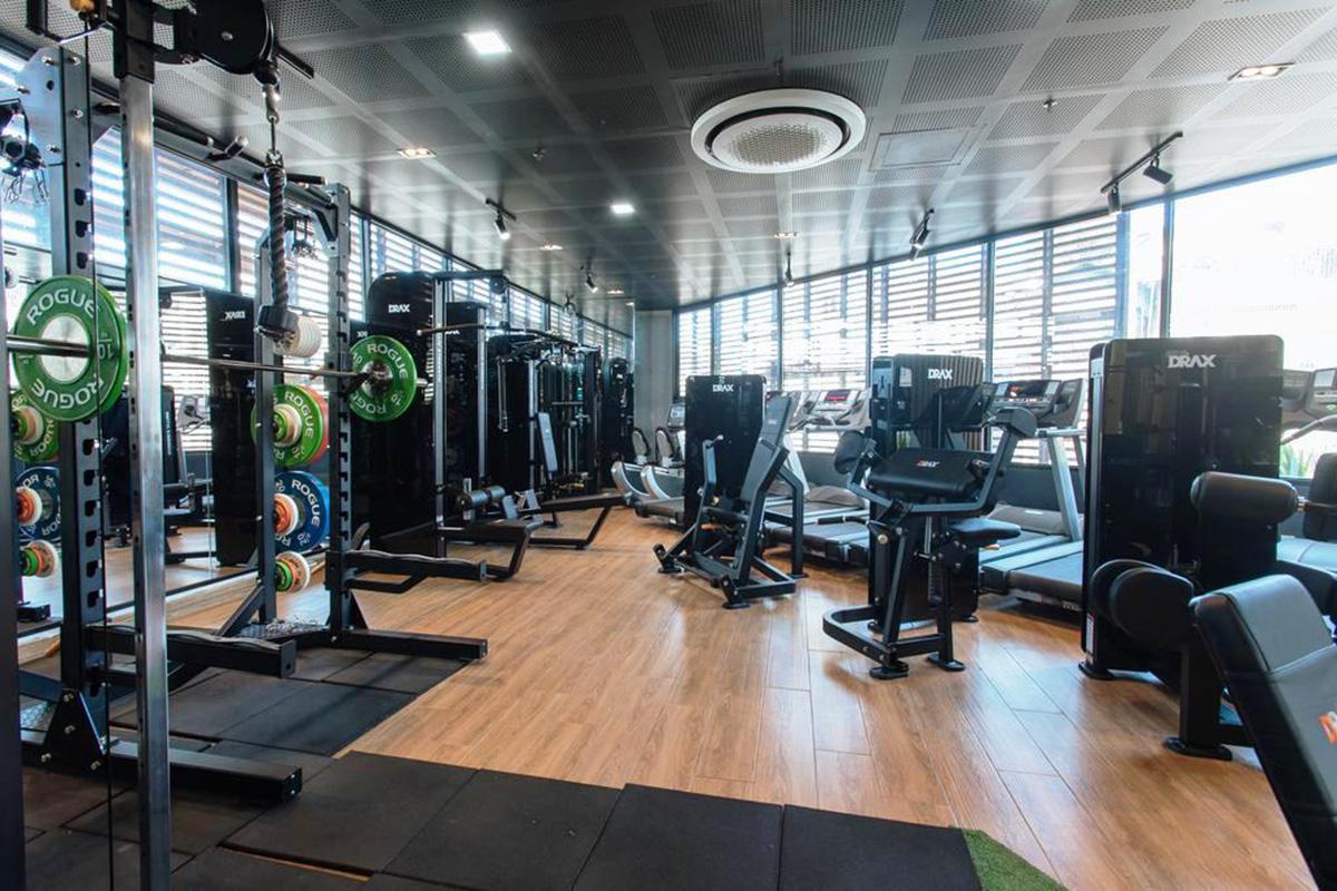 Phòng tập thể dục khách sạn Colline Đà Lạt