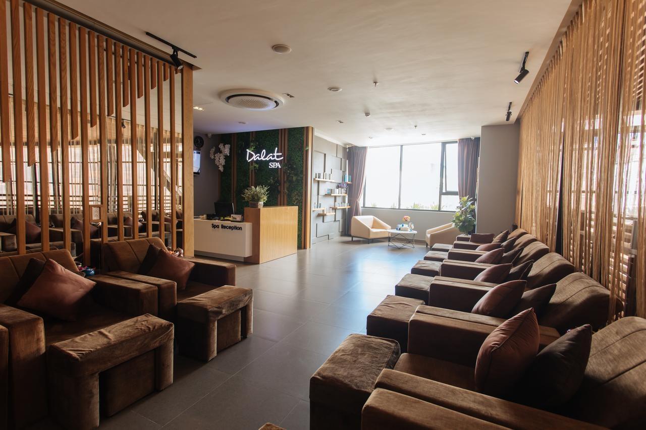 Spa khách sạn Colline Đà Lạt