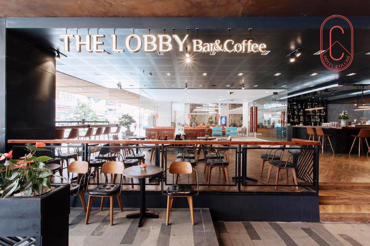 Bar Khách sạn Colline Đà Lạt
