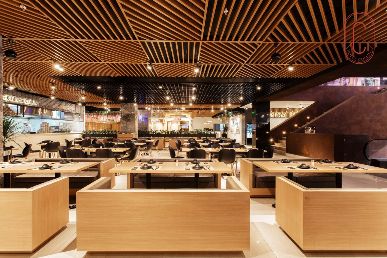 Nhà hàng Khách sạn Colline Đà Lạt