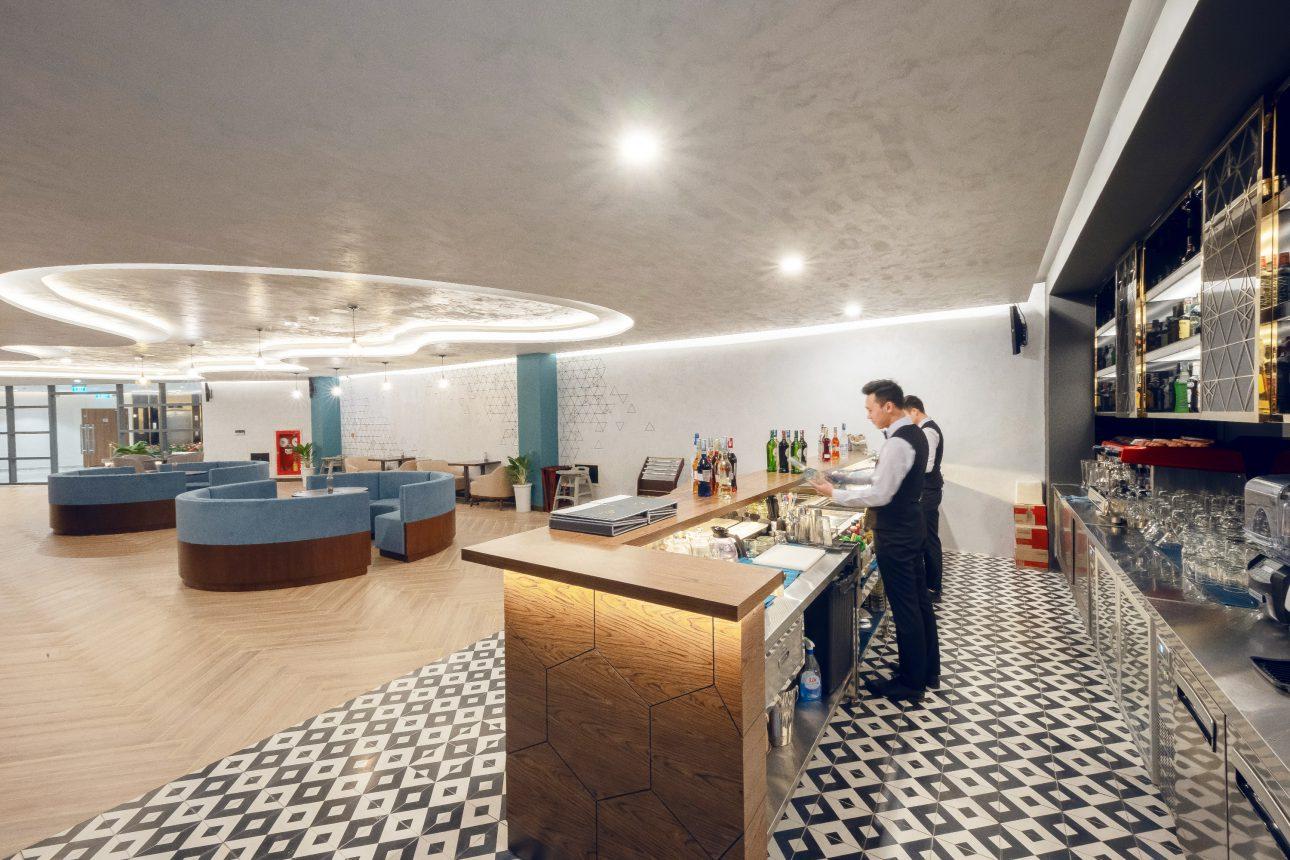 Bar Khách sạn Golf Valley Đà Lạt