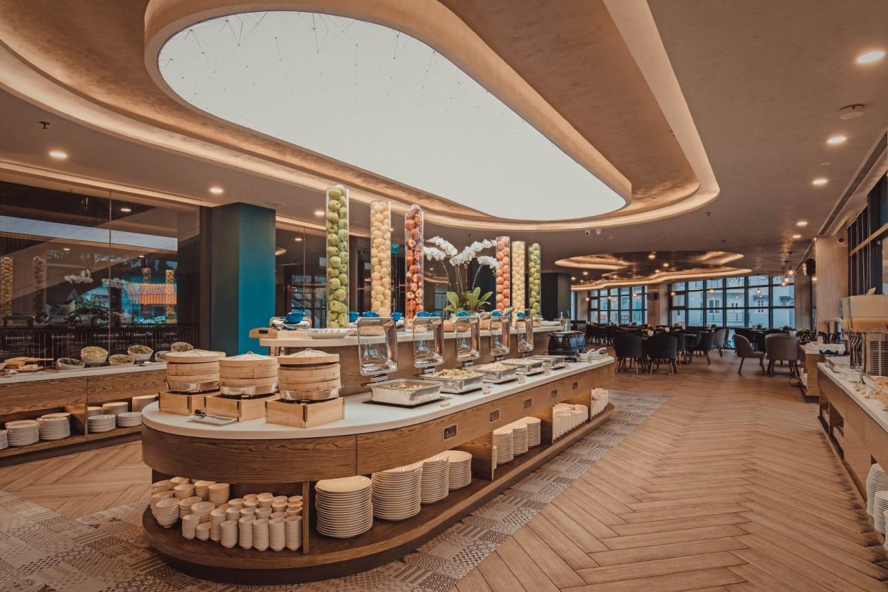 Nhà hàng Khách sạn Golf Valley Đà Lạt