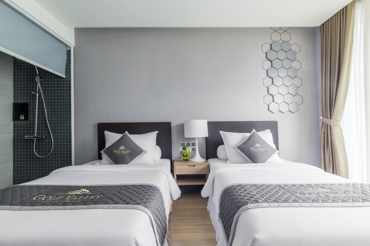 Phòng ngủ hạng Superior