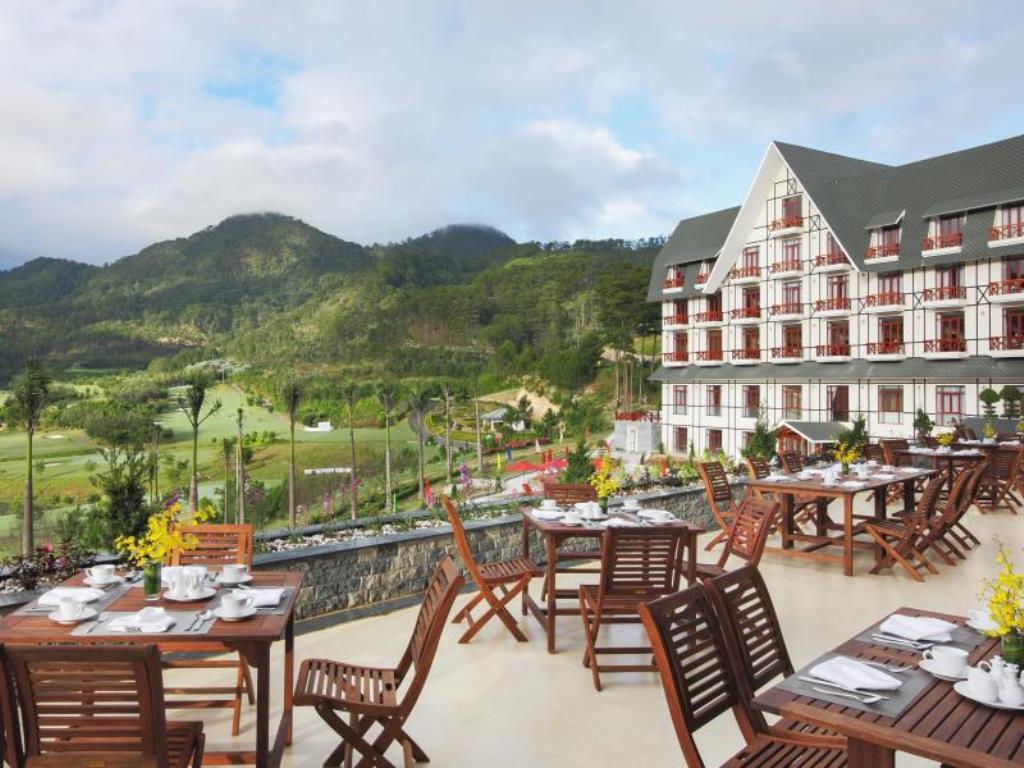 Nhà hàng Swiss-BelResort Tuyền Lâm
