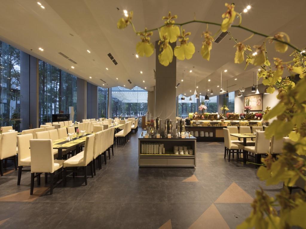 Nhà hàng Terracotta Resort Đà Lạt