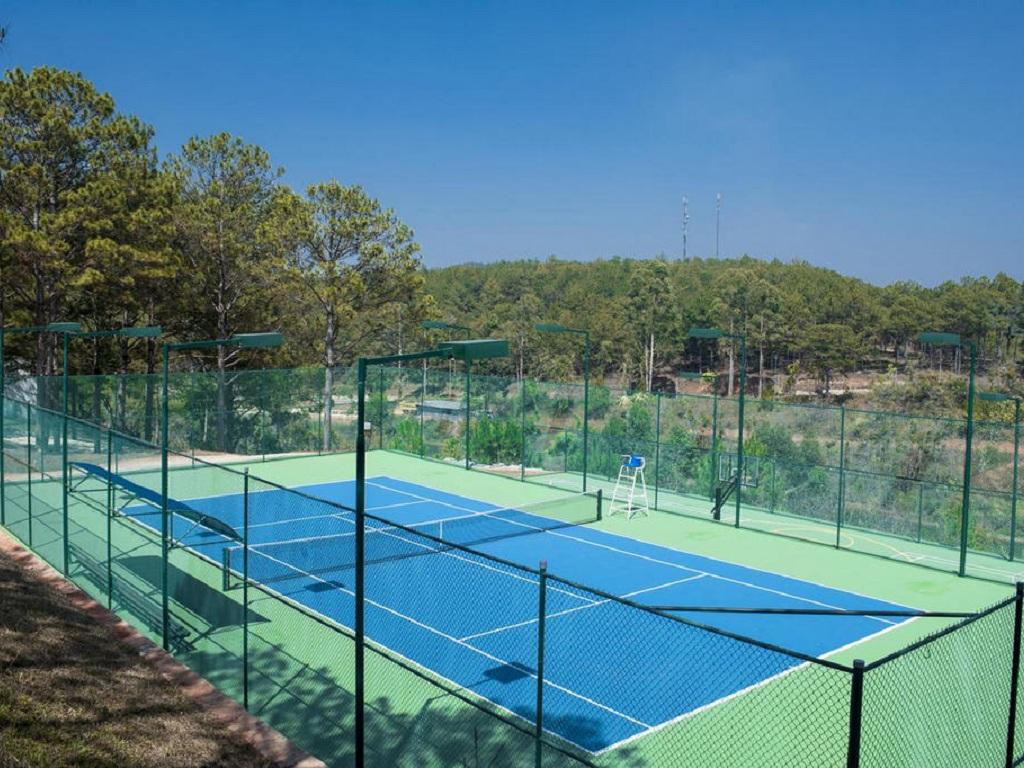 Sân Tennis Terracotta Resort Đà Lạt