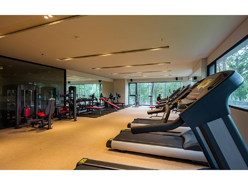Phòng tập thể dục Terracotta Resort Đà Lạt