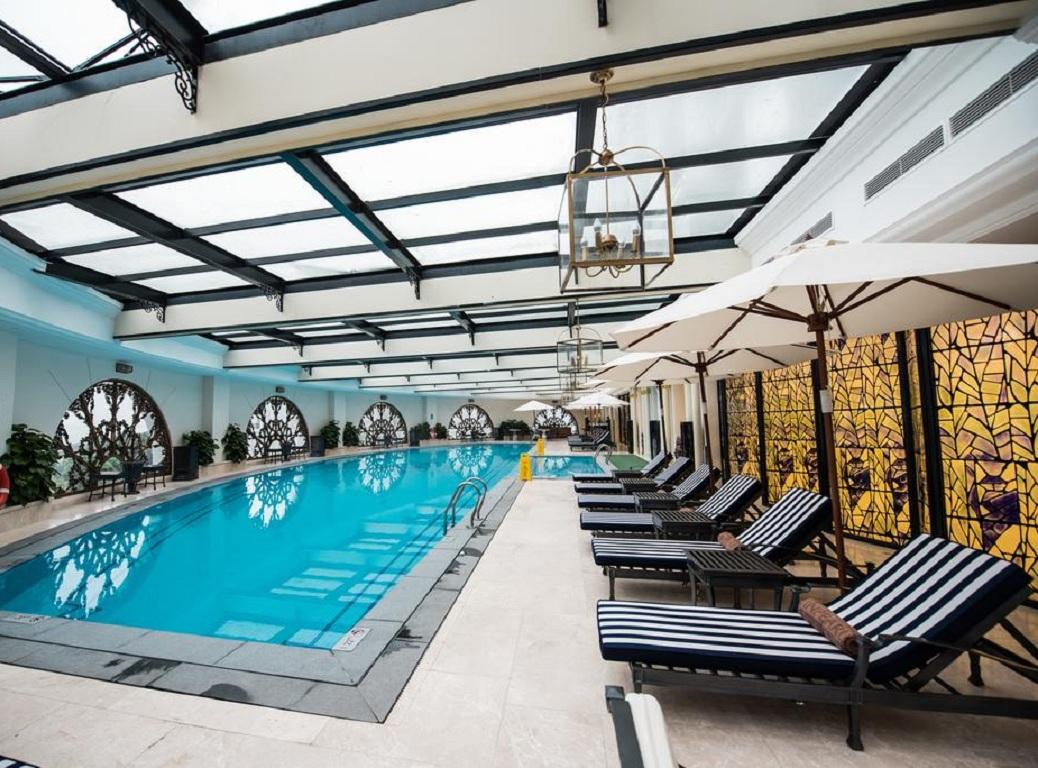 Bể Bơi Khách Sạn Vinpearl Resort & Spa Hạ Long
